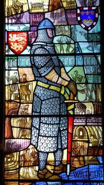 William the Conqueror - a descendent of Vikings!