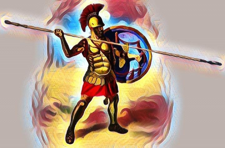 Roman invaders!